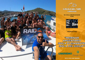 Webinar in Argentario, Isola di Giannutri ed Isola del Giglio